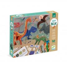 Veľká kreatívna súprava - svet dinosaurov