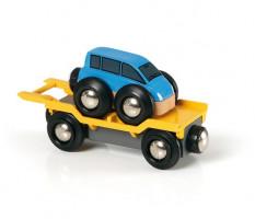 Brio - Príves na prepravu áut