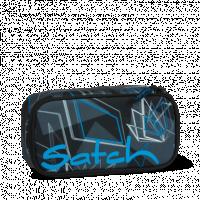 Peračník Ergobag Satch - Deep Dimension