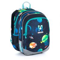 Školská taška Topgal ELLY 21015 B