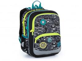 Školská taška Topgal BAZI 21014 B