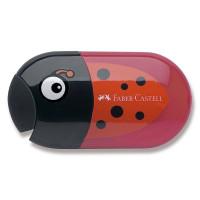 Ořezávátko Faber-Castell Kids - beruška
