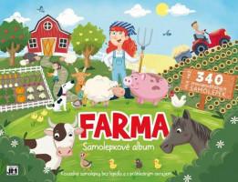 Samolepkové album - Farma