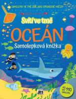Oceán - samolepková knížka svítící ve tmě