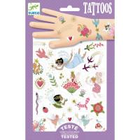 Tetovanie - víly