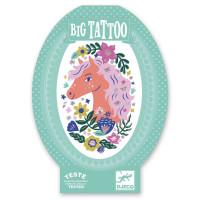 Tetování - poetický kůň