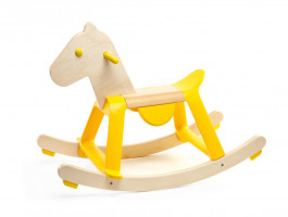 Houpací koník žlutý