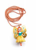 Kouzelný talisman - Motýl
