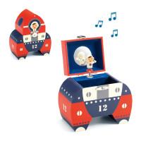 Hrací skříňka - Kosmonaut