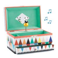 Hrací skříňka - Píseň pandy
