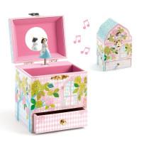 Hrací skříňka - Růženka