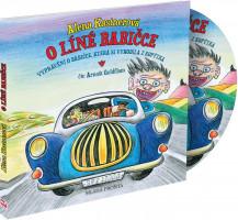 O líné babičce - audiokniha na CD