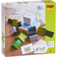 Mozaika - kreativní stavitel 3D - 36 ks
