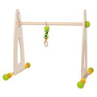 Dřevěná hrazdička pro miminka