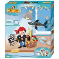 Hama Midi - Dárková sada - Hra na piráty
