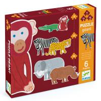 Opičák Henri a přátelé - 9, 12, 15 dílků