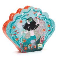 Puzzle - Mořské panny - 54 dílků