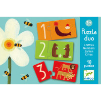 Puzzle Duo – Čísla