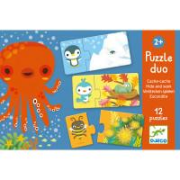 Puzzle Duo – Hra na schovávačku