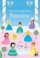 Princezny - moje první samolepkování