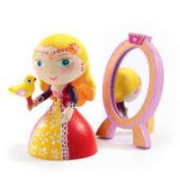 Arty Toys - Princezna Nina & zrcadlo sleva -poškozený obal