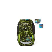 Školní batoh Ergobag prime - Fluo dragon