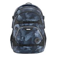 Školský ruksak coocazoo ScaleRale, Grey Rocks, certifikát AGR + zdravá fľaša za 0,05 EUR