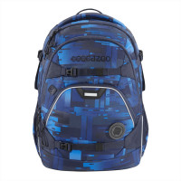 Školský ruksak coocazoo ScaleRale, Deep Matrix, certifikát AGR + zdravá fľaša za 0,05 EUR