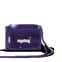 Peněženka Ergobag - galaxy fialová