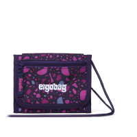 Peněženka Ergobag - fluo mystic