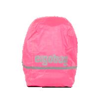 Pláštěnka na batoh Ergobag - růžová
