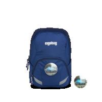 Volnočasový batůžek Ergobag - Bluelight L