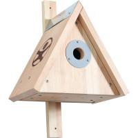 Terra Kids - výroba vtáčej búdky