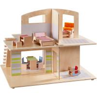Domeček pro panenky - městská vila pro malé přátele