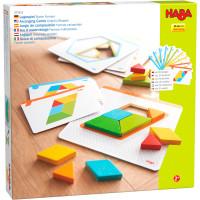 Barevné tvary - logická hra