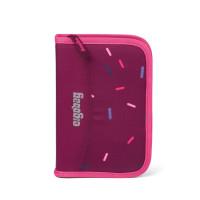 Školní penál Ergobag - Violet confetti 2021