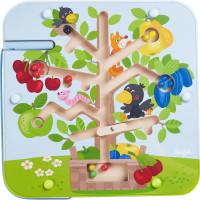 Kuličkový labyrint - ovocný sad