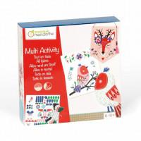 Velký kreativní box Dětské šití