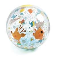 Nafukovacia lopta - Bubbles