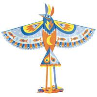 Maxi létající drak - Barevný pták