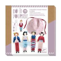 Vyrob si sám - kouzelné panenky proti strachu