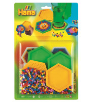 Hama Midi - Korálkový set - podšálky