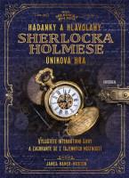 Hádanky a hlavolamy Sherlocka Holmese – úniková hra