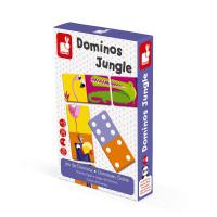 Domino - Džungle sleva poškozený obal