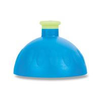 Náhradní víčko na Zdravou lahev, modrá/žlutá reflexní