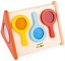Zrkadlá - séria Montessori