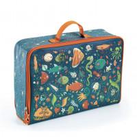 Dětský textilní kufr - ryby