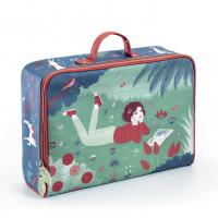 Dětský textilní kufr - snílek