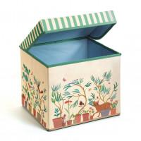 Úložný box na hračky - Záhrada