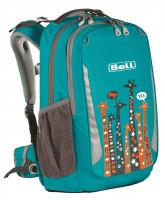 Školní batoh BOLL SCHOOL MATE 20 l Giraffe - turquoise